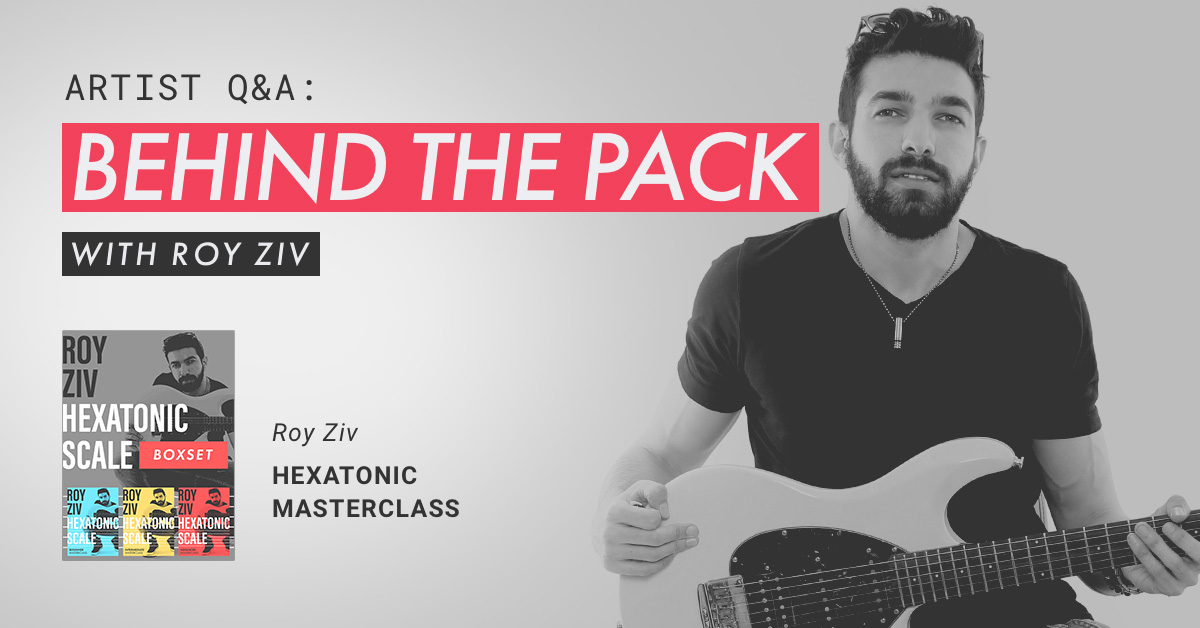 roy ziv interview hexatonic masterclass