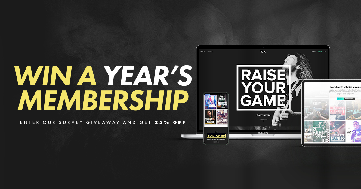 win a year's jtc membership