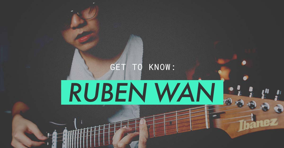 get to know ruben wan